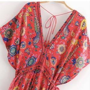 Dresses & Skirts - Like Spell & the Gypsy Lovebird Half Moon Gown